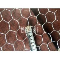 Quality Woven Galvanized Heavy Duty Chicken Wire / Portable Chicken Fencing For Poultry for sale