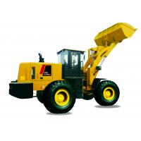 Quality 5 Ton Wheel Loader Engineer Equipment / Compact Tractor Front Loader 655G For Dusty Fields for sale