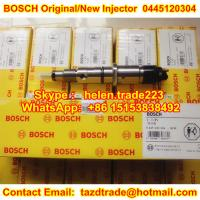 Quality BOSCH Original and new CR Injector 0445120304 fit ISLE  5272937 CUMMINS for sale