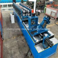 Quality Galvanized Steel Profile Stud And Track Roll Forming Machine High Speed for sale