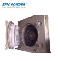 Quality Single - Drive Pin Mill Pulverizer For Nitrogen Gas Protected Sulphur Powder for sale