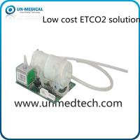 Quality Wuhan UN-medical low cost internal sidestream ETCO2 module, mainstream available for sale