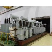 230kV High Voltage Electrical Transformer , Oil Immersed Power Transformer