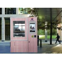 China Winnsen Mini Mart Wine Vending Machine With Elevator Lift System , 22 Inch Touch Screen on sale
