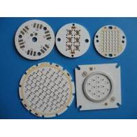 Quality UV Electrical Printed Circuit Board , Aluminum led pcb boards 0.2mm - 6mm ( 8mil - 126mil ) for sale