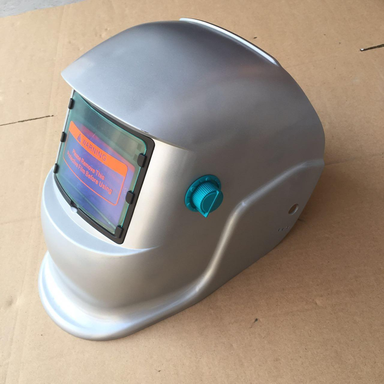 Quality Customized Auto Darkening Welding Material Welding Helmet Consumables Mask for sale