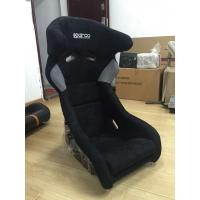 Quality JBR1060 suede Sport Racing Seats With Adjuster / Slider Car Seats for sale