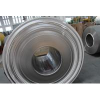 China BS 1449 , DIN17460 , DIN 17441 Hot / Cold Rolled Steel Coil Strips 2B , BA Finish on sale