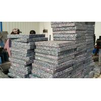 Buy cheap colorful uhmwpe recycled material crane foot support plate 50mm thick from wholesalers