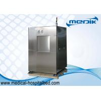 Quality Horizontal Hospital Autoclave Sterilizer With SS304 Full Jacket Chamber for sale
