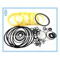 Quality Oil Resistant Caterpillar Hydraulic Cylinder Seal Kits 0.6 Kg/ Set Weight for sale