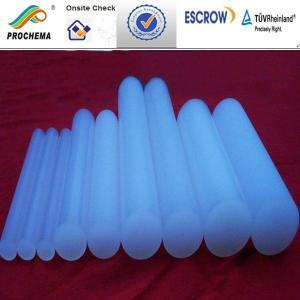 Buy PolyChloroTriFluoroEthylene ROD / PCTFE ROD at wholesale prices