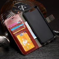 Quality Protective Function Huawei Leather Case For Huawei P10 Wallet Stand Light Weight for sale