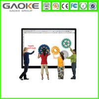 Quality New IR Interactive Whiteboard with Smart Pent tray for education for sale