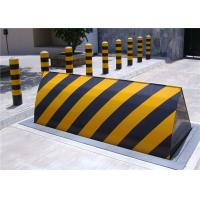 Quality Access control system automatic traffic control hydraulic road blocker for roadway safety for sale