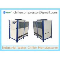 China Air Cooled Scroll Hydroponic Water Chiller for Grow Rooms Indoor Plants on sale