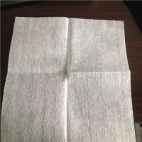 Quality 100% long-filament synthetic fiber, non-woven Industrial Cleaning M-3 Wipes for sale