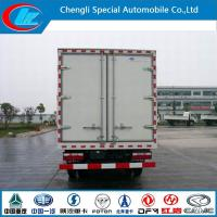 Quality JAC 4*2 Mini Refrigerated Box Truck for Sale for sale