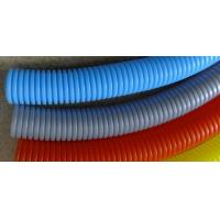 Buy cheap Plastic Polyethylene Electrical Conduit Corrugated Flexible Tubing For Cable from wholesalers