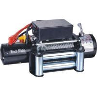 Quality Most popular powerful 12V 8000 lbs electric winch for off road for Jeep Wrangler for sale