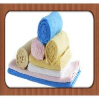 Quality Best Hotel supplies Wholesale 100% Cotton Hotel hand/face towels hotel satin bath towels for sale