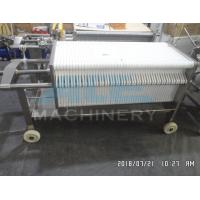 Quality Pharmacy, Food, Biology, Beverage, Wine, Fine Chemical Cardboard Filter Press for sale