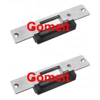 Quality ANSI Long Type Electric Door Strike For Frameless Glass Door Stainless Steel for sale
