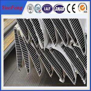 Quality 6063 T5 aluminum telescopic profile heating radiators aluminum plate price per kg for sale