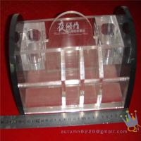 Quality transparency acrylic storage box for sale