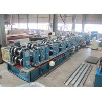 China Cr12 Mould Steel C Shape Galvanized Steel Purlin Forming Machine With Life Time Service on sale