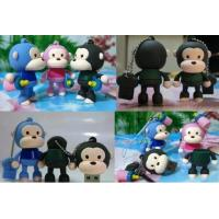 China Cartoon usb flash memory with Soft PVC material in rabbit shape  (MY-U188) for sale