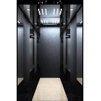 Quality Gearless Black Mirror Passenger Elevator Home Lift with CE Certificate for sale
