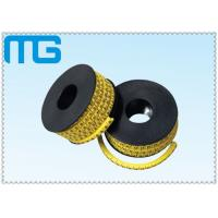 Quality Circle Wire PVC Colorful Cable Marker Tube Oil And Erosion Control CE Standard for sale