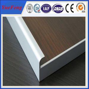 Quality HOT! extruded aluminum profiles, aluminum extrusion cabinet, furniture aluminium profiles for sale
