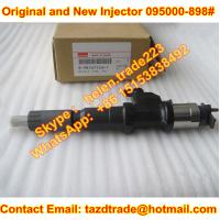 Quality DENSO Original and new CR Injector 095000-8981 /095000-898# / 8-98167556-#  Fit ISUZU for sale