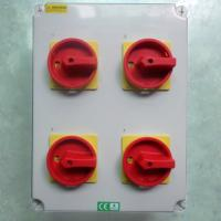 Quality IP65 Industrial power control box for sale