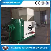Quality Wood pellet , bamboo pellet using biomass wood burner connect with dryer for sale