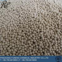 China 3A Zeolite Molecular Sieve beads For Desiccant on sale
