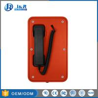 Quality IP Shockproof Industrial Weatherproof Telephone With Aluminum Alloy Material for sale