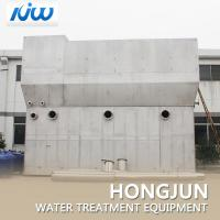 China Carbon Steel River Water Treatment Plant For Filter River Water To Tap Water on sale