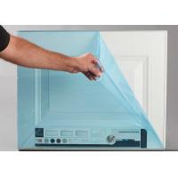 Quality Acrylic Adhesive Door Protector Film Scratch Resistant For Painted Metal Sheet Door for sale