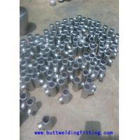 Quality A815 UNSS31803 Equal Super Duplex Stainless Steel Tee 1 - 48 Inch 15-1200 DN for sale