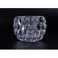 Quality Mercury Tealight Decorating Glass Candle Holders For Home Decoration Gifts for sale