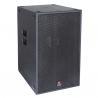 Single 18'' Sub 1250W RMS Power pro audio subwoofer power sound loud speaker for sale