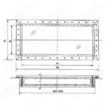 Quality Aluminium Alloy Sound Proof Window for sale