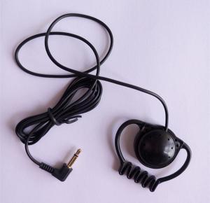 China Ear Hook Earphone Meeting Monitar headphone Translation earphone Tour Guide  Walkie Talkie earphone on sale