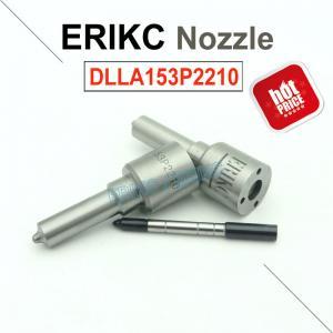 Buy WEICHAI DLLA153P 2210bosch injection pump parts nozzle DLLA 153P 2210 CRIN at wholesale prices