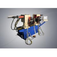 Quality High Efficiency Double Head Pipe Bending Machine Electric Control System SW38 - 90° for sale