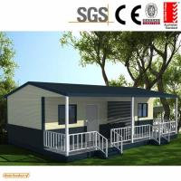China CE approvaled 32m2 granny flats with optional deck on sale