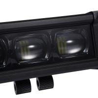 Quality 8D CREE Single Row LED Straight Light Bar For Offroad Tractor 4wd 4X4 Truck ATV for sale